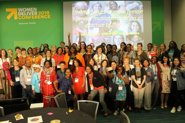 fgm pre-conference group photo