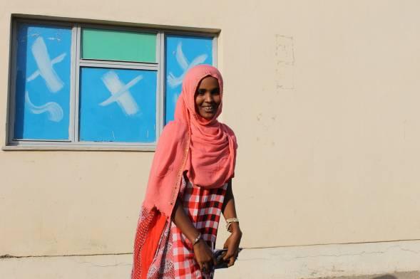 midwifery student in ethiopia