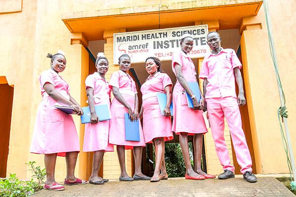 maridi health science institute building