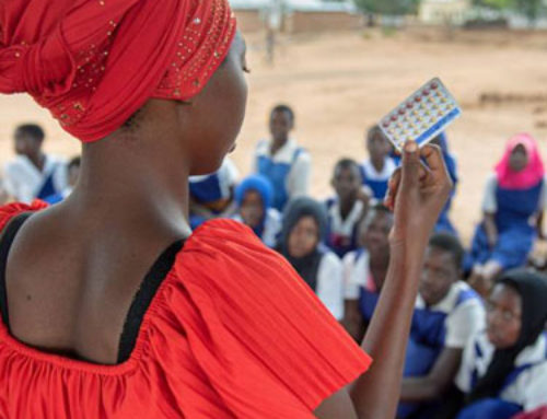 Family Planning: Support Young Women to Make Informed Choices
