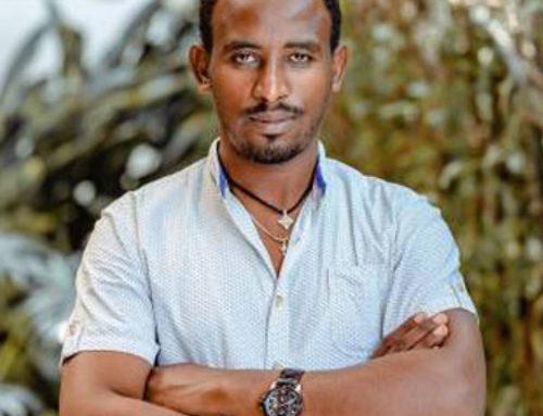 Meet Dessie: he's working to end female genital mutilation/cutting in Ethiopia