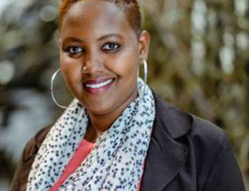 Meet Rachel: She's working to end female genital mutilation/cutting in Kenya