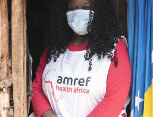 Amref Health Africa Hero: Margaret Kilonzo