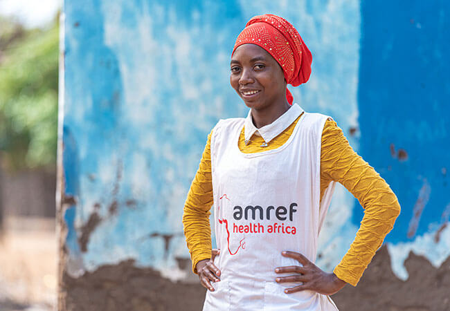 amref health person