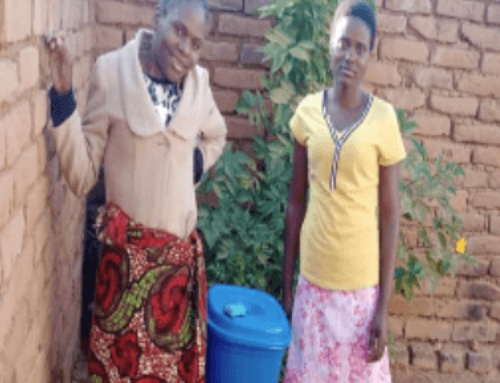 The Impact of Clean Water for One Family in Malawi