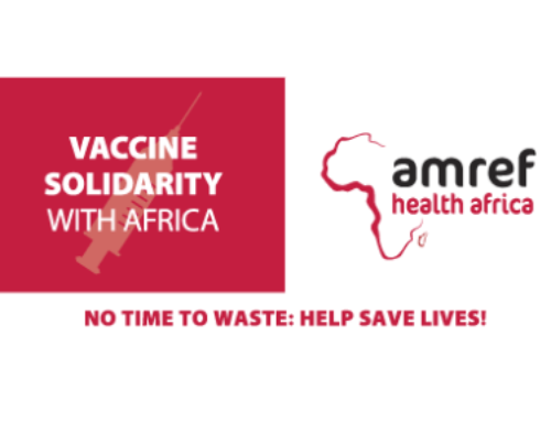 COVID-19 Vaccine Training for Kenyan Frontline Health Workers