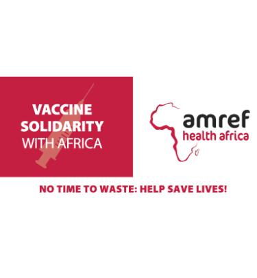 Vaccine Solidarity campaign logo