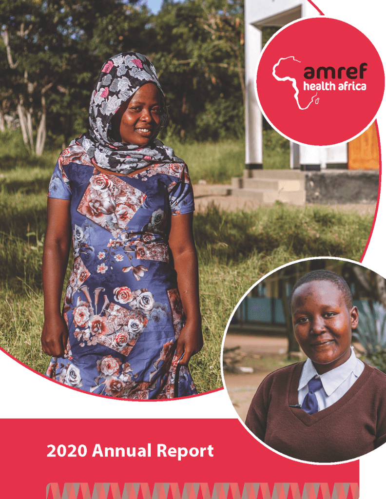 amref-health-africa-in-canada-2020-annual-report-cover